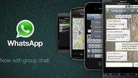 WhatsApp: Update verbessert Performance auf Samsung-Smartphones