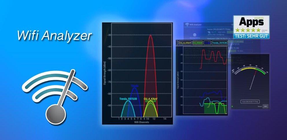 Wifi Analyzer: WLAN optimieren und Störungen beseitigen