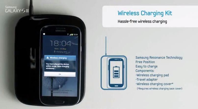Samsung Galaxy S4: Kabelloses Laden nach Qi-Standard [Gerücht]