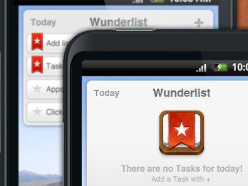 Wunderlist: Termine und ToDo-Listen auf Android, iOS und Browser verwalten