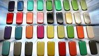 Motorola X Phone: 20 verschiedene Farben statt Modularität?