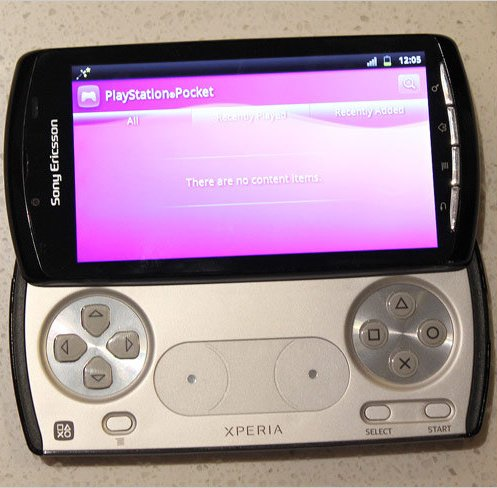 Sony Ericsson Xperia Play: Neue Videos -- mal wieder