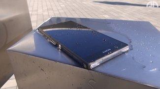 Sony Xperia Z: Das Videofazit