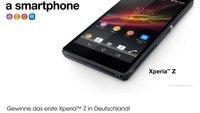 Sony Xperia Z: Verkaufsstart am 21. Februar in Berlin