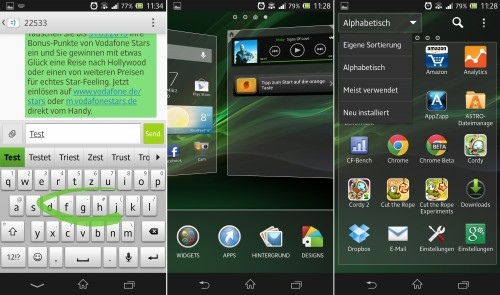 Xperia Z-Messaging-Keyboard-Drawer