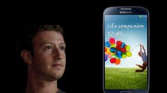 Samsung Galaxy S4: Facebook-Gründer Mark Zuckerberg will auch eins