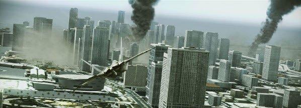 Ace Combat: Assault Horizon - Neuer Trailer zur Story