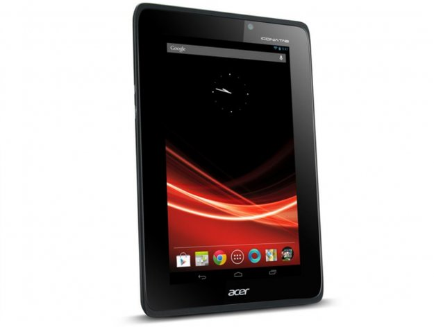 Acer Iconia Tab A110: Nexus 7-Konkurrent offiziell vorgestellt