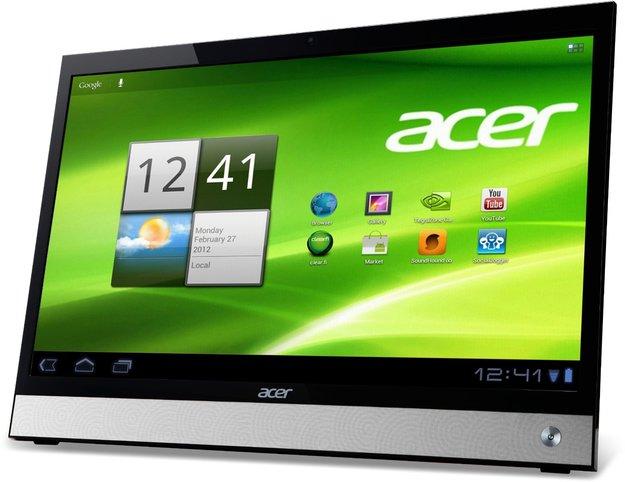 Acer DA220HQL: All-In-One-PC mit Android bei Amazon erhältlich