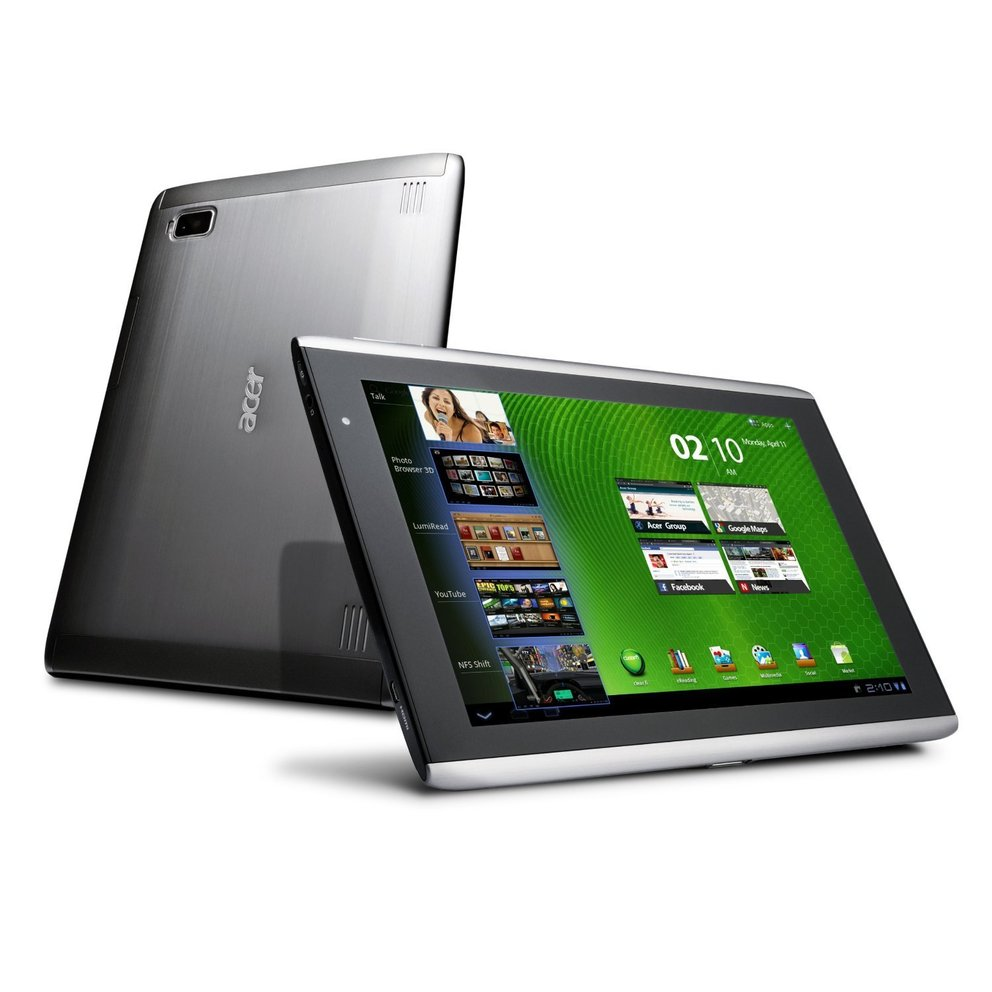 Acer Iconia A500: Honeycomb Tablet bereits gerootet