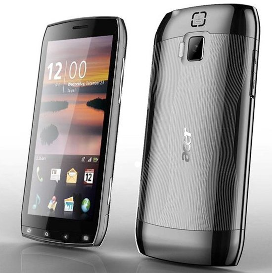 Acer Iconia Smart: Verspätung durch Erdbeben