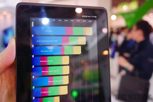 Acer Iconia Tab A110: 7 Zoll-Tablet für unter 200 Dollar vorgestellt