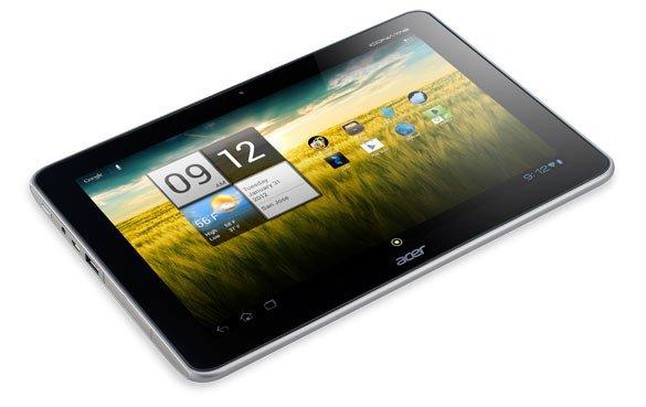 Acer Iconia Tab A210: Günstiges Tegra 3-Tablet bei Amazon erhältlich