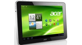 Acer Iconia Tab A510: Lieferschwierigkeiten durch hohe Nachfrage?