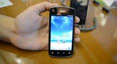 Acer Liquid Glow: Hands On-Video des Einsteiger-Smartphones [CeBIT 2012]