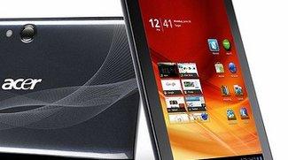 Acer: Iconia Tab A100 und 3.2 für das A500 kommen