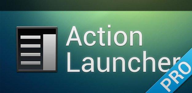 Action Launcher: Alternativ-Homescreen mit neuen Bedienkonzepten