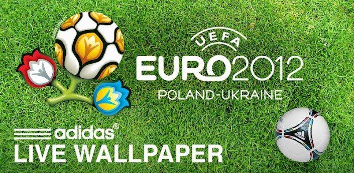 EURO 2012 Live Wallpaper: Rasenzauber auf dem Homescreen