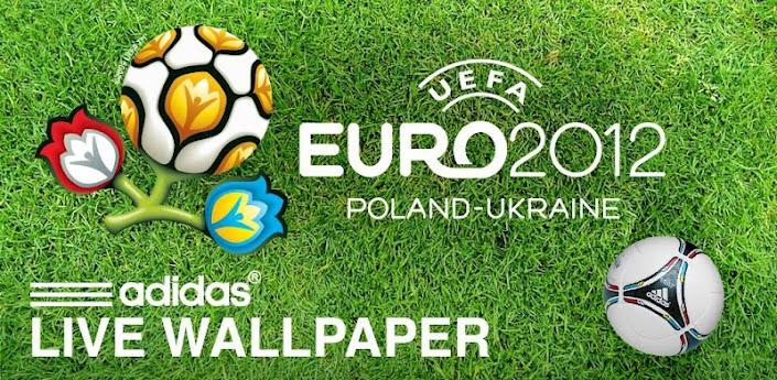 Euro 2012 live wallpaper rasenzauber auf dem homescreen