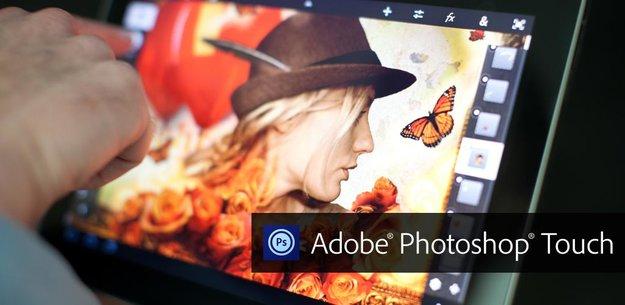 Photoshop &amp&#x3B; Co.: Adobe bringt Kreativ-Apps auf Android-Tablets