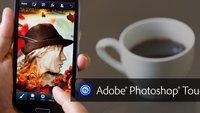 Photoshop Touch: Adobe veröffentlicht neue Smartphone-App