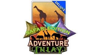Adventure Inlay Safari Edition Deluxe