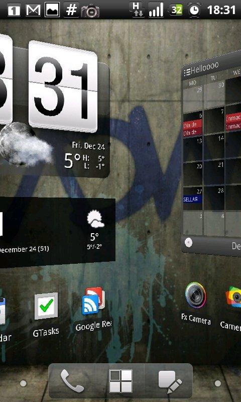 ADW Launcher EX: Über-Launcher für Android-Smartphones