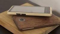 ADzero Bamboo: Bambus-Smartphone kurz vor der Marktreife