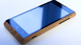 ADzero Bamboo: Bambus-Smartphone in Kürze bei Kickstarter