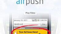 AirPush & Co.: Google zieht Regeln für Anzeigen in Android-Apps an