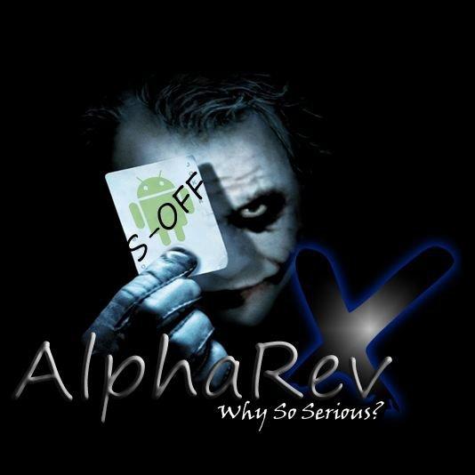 AlphaRevX: HTC Incredible S, Desire, Wildfire rooten &amp&#x3B; entsperren [Update]