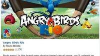 Amazon Appstore online, Angry Birds Rio kurzzeitig kostenlos [Update]