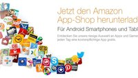 Amazon App-Store: Web-Version in Deutschland gestartet