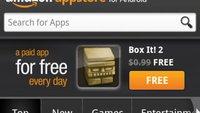 Amazon Appstore: Apple lässt Klage wegen des Namens fallen