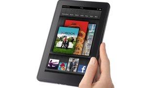 Amazon Kindle Fire 2: Tablet angeblich ab 7. August im Handel