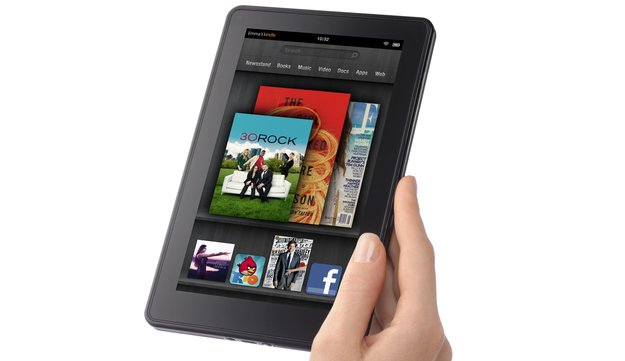 Kindle Fire: Amazon zahlt drauf