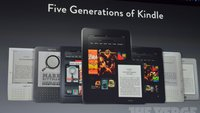 Amazon: Neues Kindle Fire, zwei Kindle Fire HD vorgestellt