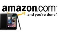 Nexus 7: Amazon hadert mit dem Verkauf – wegen Kindle Fire