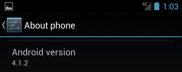 Android 4.1.2: Alle Änderungen im Überblick