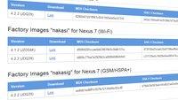 Android 4.2.2: Factory Images zum Download bereit, CyanogenMod in Arbeit