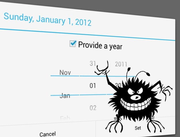 Android 4.2: Dezember-Bug nur in Kontakte-App, Fix in Arbeit