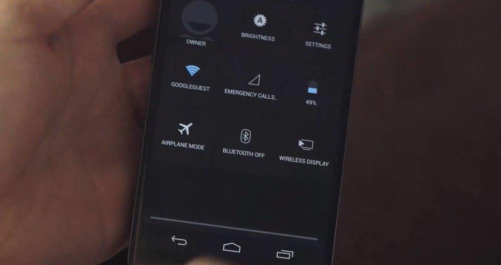 CyanogenMod 10.1: Android 4.2-Quick Settings, wie sie sein sollen