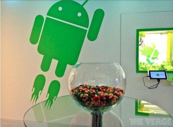 Jelly Bean: Android 5.0 kommt im Herbst, erste Infos