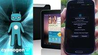 Android-Charts: Die beliebtesten Artikel der Woche (KW 25, 2012)