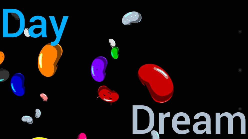 Daydreams: Jelly Bean-Easter Egg als geheimer Bildschirmschoner
