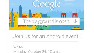 Android-Event: Am 29.10. werden Nexus 4, Key Lime Pie vorgestellt