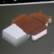 Samsung Galaxy S2 (SGS2) - Ice Cream Sandwich CyanogenMod 9 Hands-On