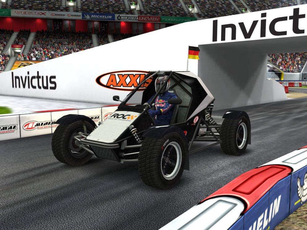 Race of Champions - Beeindruckendes Rennspiel mit super Grafik