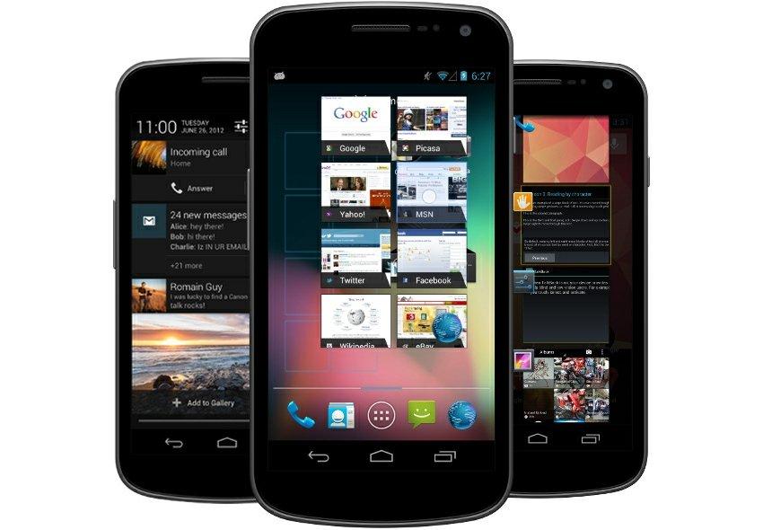 Jelly Bean: Google stellt Changelog von Android 4.1 ins Netz