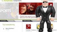 """Android Market: Google geht mit """"Bouncer"""" gegen Viren und Malware vor"""